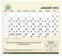 Kalender ASBINDO halaman depan