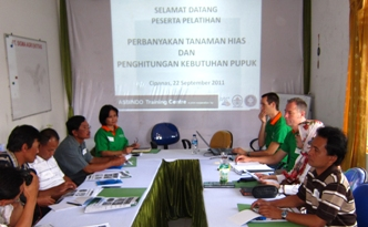 Discussion on ASBINDO Training