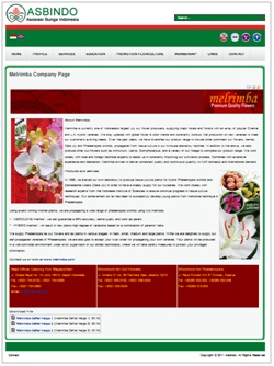 Example page Melrimba